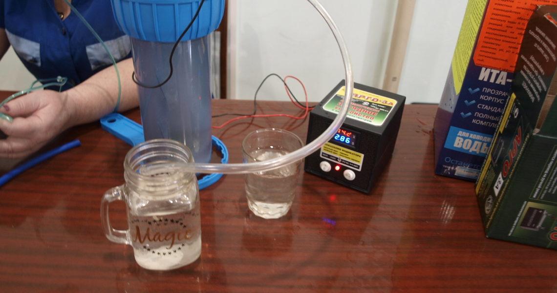 водородно-кислородный генератор H2 НОРМА